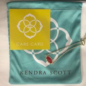 NWT. Kendra Scott Elaina bracelet. July stone.